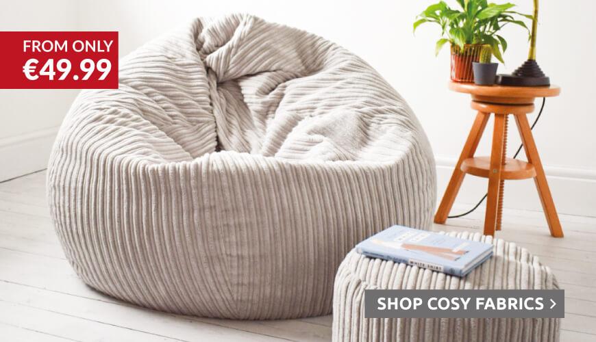 Cosy Fabrics For Autumn Winter