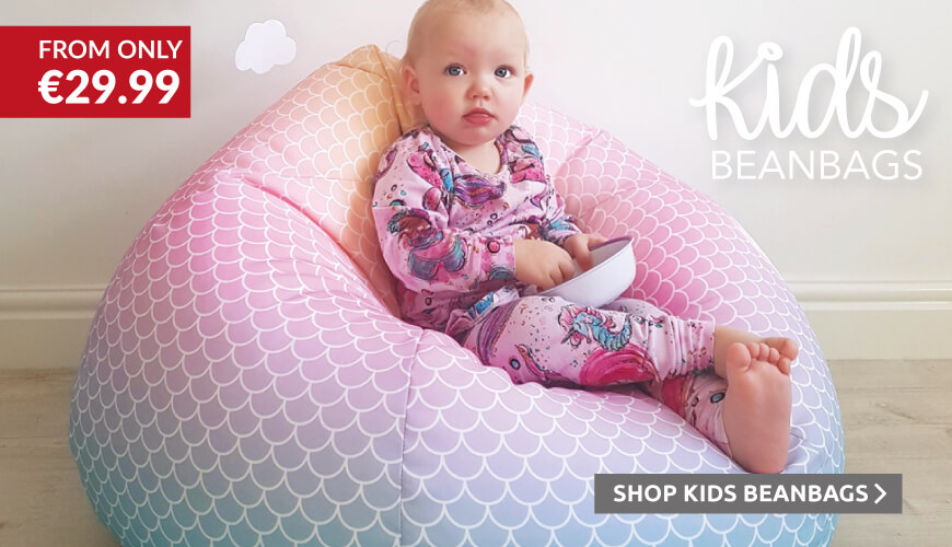 Comfy Kids Beanbags