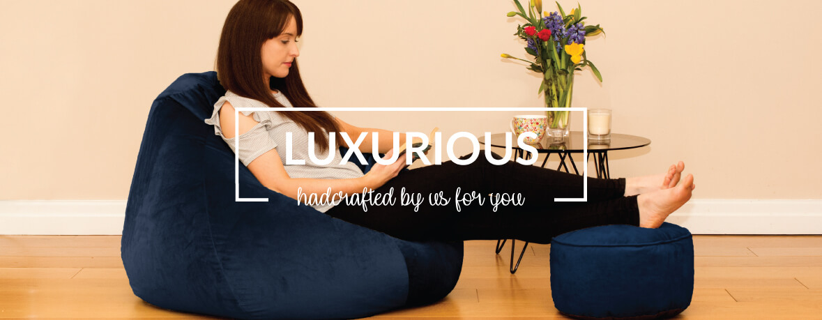 Luxurious Bean Bags