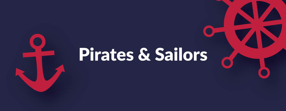 Pirates and Sailors