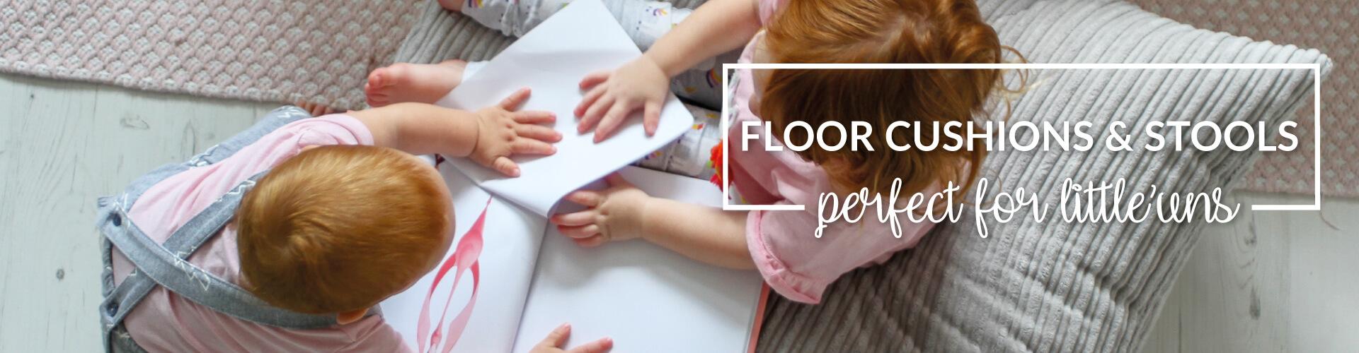 Kids Stools & Floor Cushions