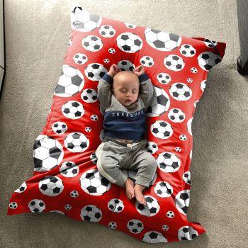 Football Squarbie Beanbag - Junior
