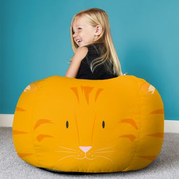 Cat Character Bean Bag