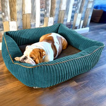 'Bolster' Dog Bed - Medium