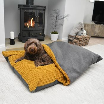 'Burrower' Dog Bed - Large