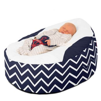 Luxury Cuddle Soft Sailor Gaga© Baby Bean bags