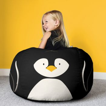 Penguin Kids Beanbag - Small