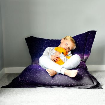 Space Galaxy Squarbie™ Bean Bag Large