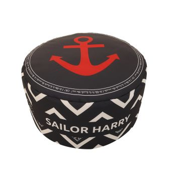 Sailor Kids Beanbag Stool