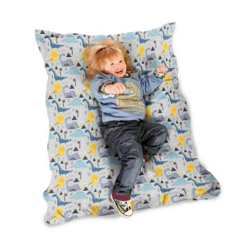 Dinosaur Island Squarbie Bean Bag - Junior