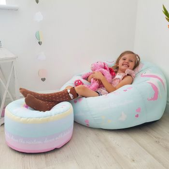 Unicorn Beanbag
