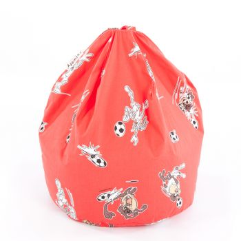 CLEARANCE Bugs Bunny & Taz Red Kids Beanbag