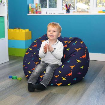 Dinosaur Bean Bag - Small