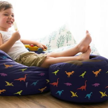 Dinosaur Kids Stool