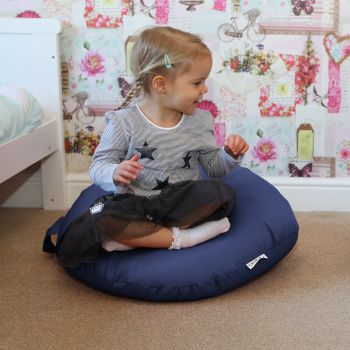Royal Blue Indoor/Outdoor Kids Smarty Cushion Beanbag