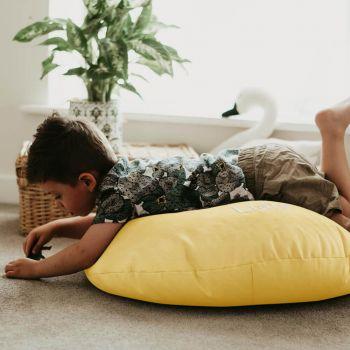 Trend Lemon Yellow Smarty Cushion™