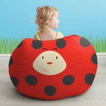 Ladybird Animal Beanbag