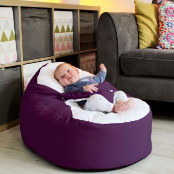 Gaga+ Baby to Junior Beanbag in Purple