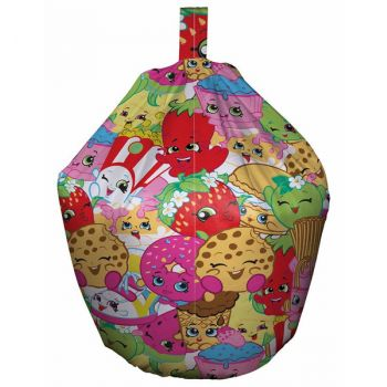 Shopkins Character Bean Bag