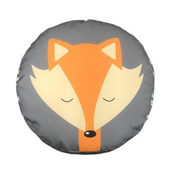 Sleepy Fox Kids Beanbag Stool