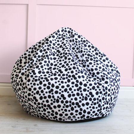 Dalmatian Spot Kids Mini-Slouch Beanbag
