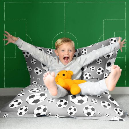 Football Squarbie Beanbag - Large