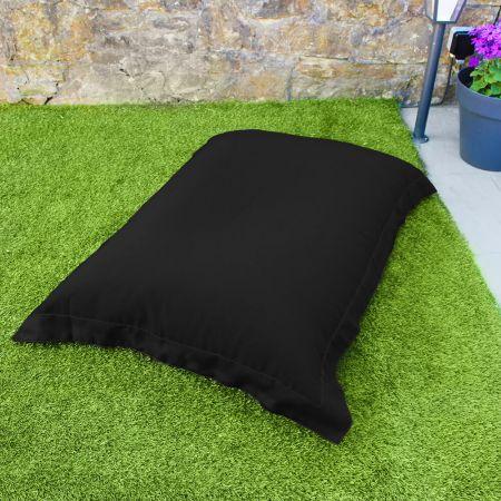 Black Indoor/Outdoor Large Squashy Squarbie