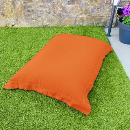 Orange Indoor/Outdoor Large Squashy Squarbie