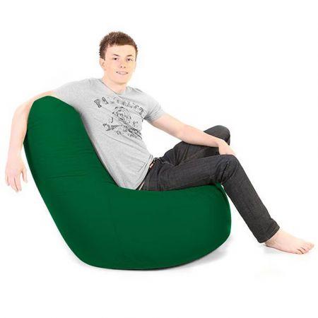 Indoor / Outdoor Pod Chair - Bottle Green