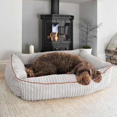 'Bolster' Dog Bed - Large