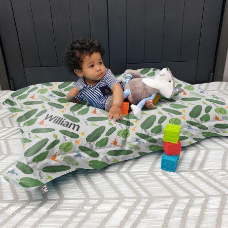 Safari Dinosaur Squarbie - Junior - Indoor/Outdoor