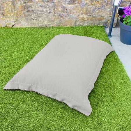 Large Squashy Squarbie™ - Indoor/Outdoor - Platinum Grey