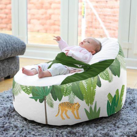Safari Gaga+ Baby to Junior Beanbag