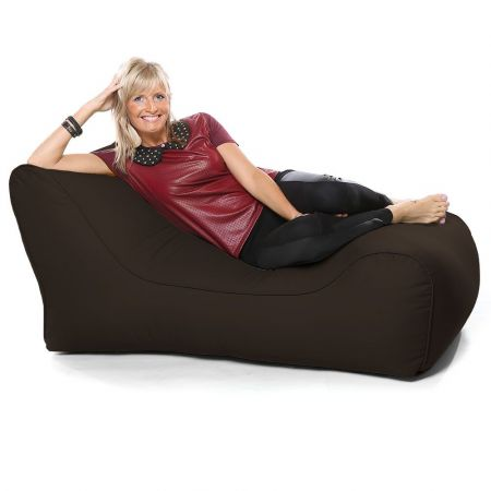 Solo Lounger Bean Bag - Trend - Brown