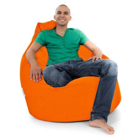 Whopper Bean Bag Chair - Trend - Orange