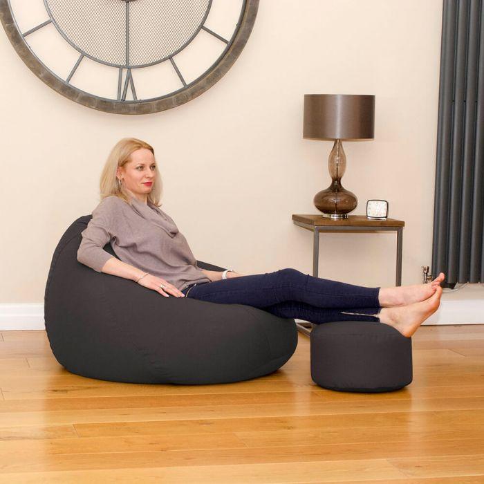 Swell Trend Slouchbag Beanbag Ncnpc Chair Design For Home Ncnpcorg